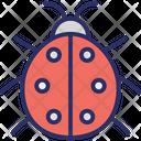 Animal Bug Error Icon