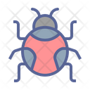Virus Attack Safe Icon