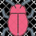 Bug Insect Ladybug Icon