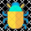 Bug Virus Hacking Icon