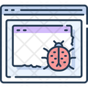 Bug Development Bug Coding Error Icon