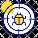 Bug Bug Target Malware Target Icon