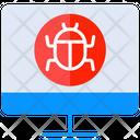 Bug Computer Bug Computer Error Icon
