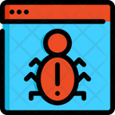 Bug Seo Web Icon
