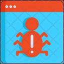 Bug Seo Web Icon