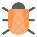 Bug Security Protection Icon
