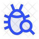 Bug Search Icon