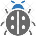 Seo Bug Insect Icon