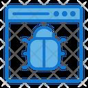 Bug Marketing Seo Icon