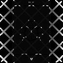 Bug Mobile Phone Icon