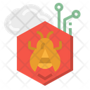 Bug Virus Infected Icon