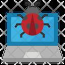 Bug Computer Develop Icon