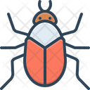 Bug Legs Wing Icon