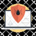 Virus Bug Internet Icon
