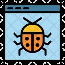 Bug Programming Language Development Icon