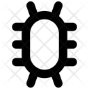 Bug Virus Network Icon