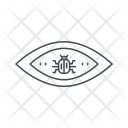 Look Bug Criminal Icon