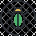 Bug Cybercrime Malware Icon