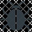 Bug Virus Threat Icon