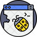 Bug And Error Icon