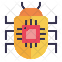 Ai Bug Chip Icon