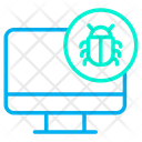 Bug Computer Icon