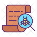 Bug File Icon