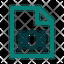 Bug Document File Icon
