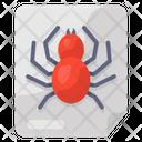File Virus Bug File Document Virus Icon
