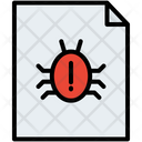 Bug Issues Testing Report Icon