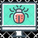 Bug Fixes Bug Virus Icon