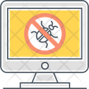 Bug Fixing Antivirus Bug Icon