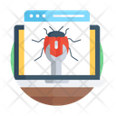Bug Testing Web Setting Bug Fixing Icon
