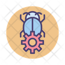 Bug Fixing Bug Fix Software Bug Fixing Icon