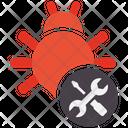 Bug Fixing Bug Fixing Icon