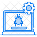 Bug Fixing Fix Repair Seo Spider Icon