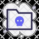Bug Folder Virus Bug Icon