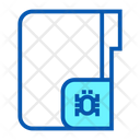 Bug Folder File Icon