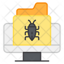Bug Folder Icon