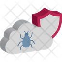 Bug Functioning Hackers Attack Malicious Icon