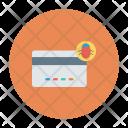 Bug In Creditcard Creditcard Virus Icon
