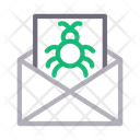 Virus Bug Malware Icon