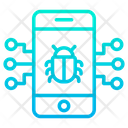 Bug Mobile Icon