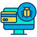 Bug Online Payment Icon