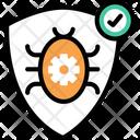 Firewallv Bug Protection Secure Firewall Icon
