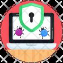 Antivirus Security Bug Protection Bug Safety Icon