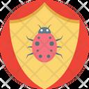 Bug Protection Bug Shield Defence Icon