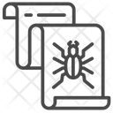 Bug Report Report Bug Test Case Icon