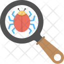 Internet Bug Inspection Icon
