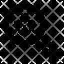 Bug Scanning Debugging Virus Scan Icon